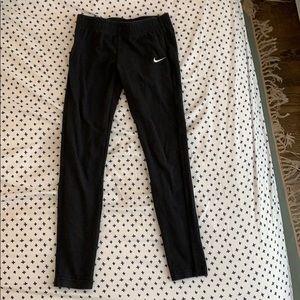 Nike kids legging black